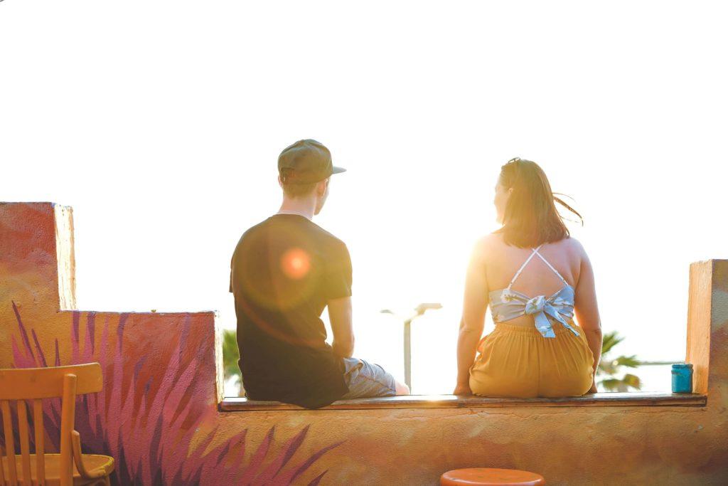 Paar-Beziehungsproblem - Rettung nach Trennung